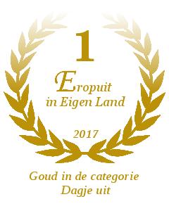 Fort Pannerden: 1e prijs Erop uit in Eigen land, categorie dagje uit