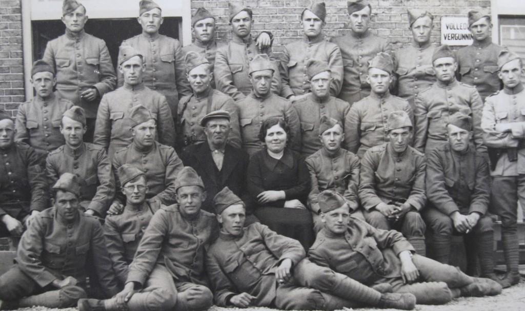 web-Fort Pannerden-Over het fort-historie_militairen 1939