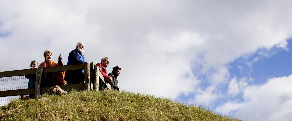 Fort Pannerden-uitzichtpunt