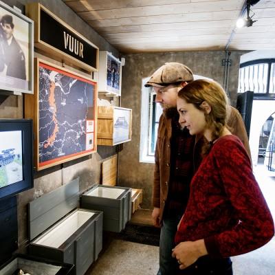 Fort Pannerden Bezoekercentrum Informatiecentrum
